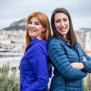 2 Ελληνίδες στις 7 κορυφές του κόσμου