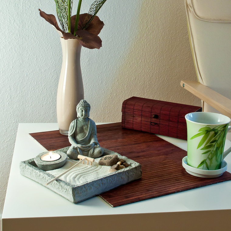 8 tips για θετική ενέργεια στο σπίτι σου σύμφωνα με το Feng Shui.