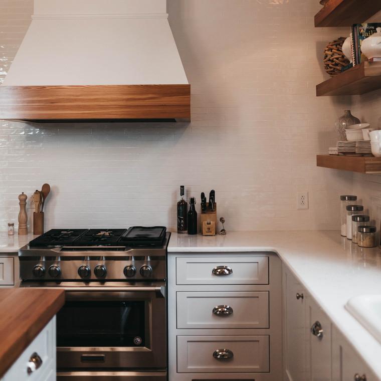 Δες πώς να διακοσμήσεις step by step μια  ράγα στην κουζίνα σου