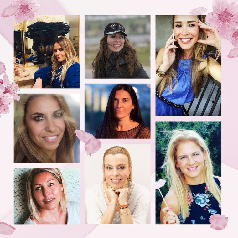 8 γυναίκες καριέρας απαντούν σε 8 ερωτήσεις για τις γυναίκες του σήμερα