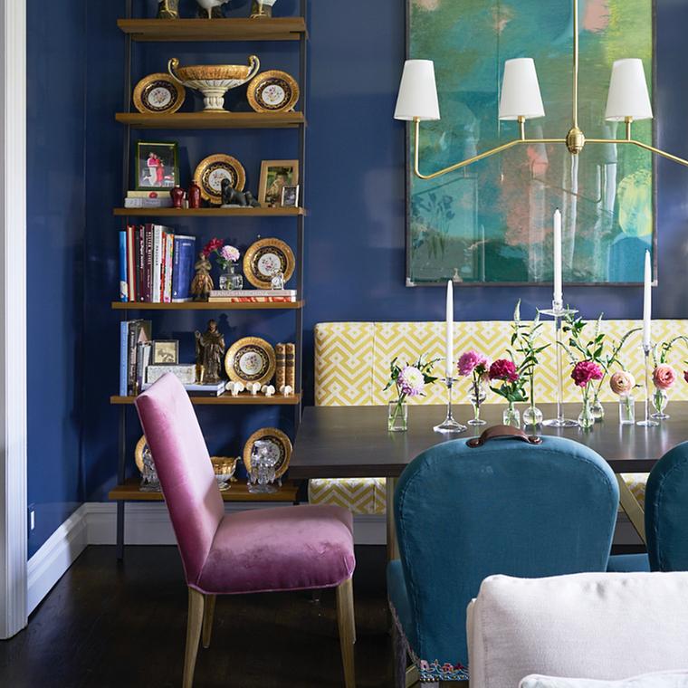 10 πραγματικά έξυπνοι τρόποι για να εντάξεις το χρώμα στο σπίτι σου