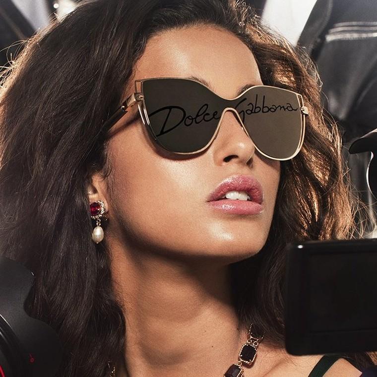 Τα πιο εντυπωσιακά γυαλιά του οίκου Dolce & Gabbana