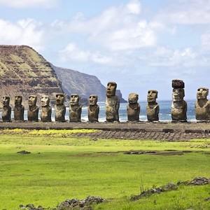Τα θαμμένα σώματα που βρέθηκαν στο παγκοσμίως γνωστό Νησί του Πάσχα