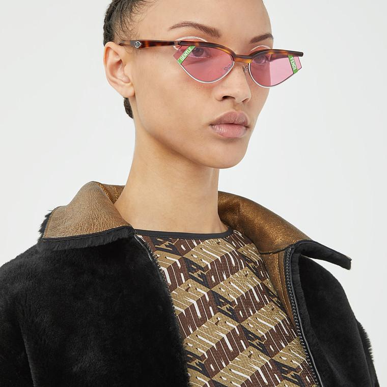 Τα νέα γυαλιά ηλίου του οίκου FENDI αποθεώνουν την μοναδική θηλυκότητα