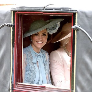 H Kate Middleton φορά με τον δικό της τρόπο τα αγαπημένα σκουλαρίκια της πριγκίπισσας Diana