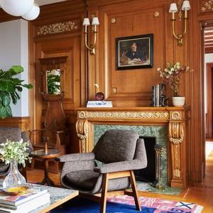 Ένα υπέροχο σπίτι 100 χρόνων στο Μανχάταν