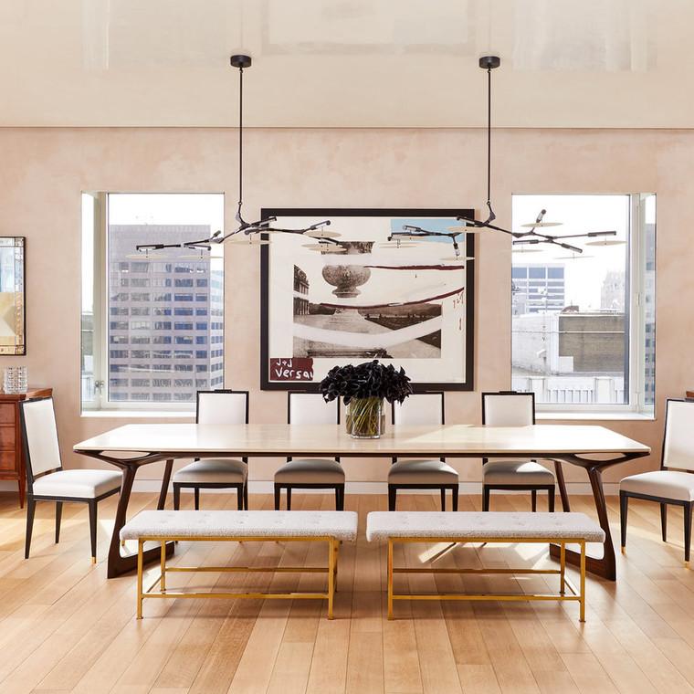 To εκπληκτικό ρετιρέ διαμέρισμα του ξενοδοχείου Baccarat στη Νέα Υόρκη