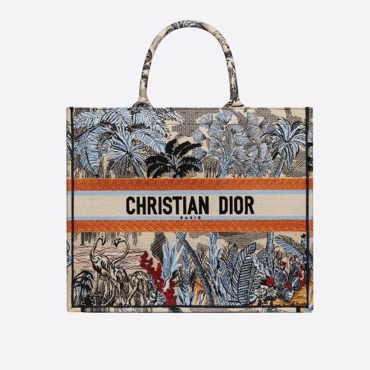 Οι book tote bags που αγαπάμε από τη νέα φθινοπωρινή συλλογή του Dior