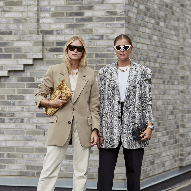 It's Blazer Time! 6 τρόποι να φορέσεις το πιο κομψό είδος jacket