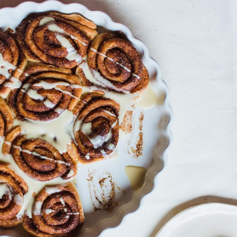 Αν αγαπάς τα ρολάκια κανέλας, αυτή η συνταγή θα γίνει η αγαπημένη σου!