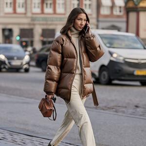 Το puffer jacket θα είναι το statement κομμάτι της γκαρνταρόμπας σου αυτόν τον χειμώνα