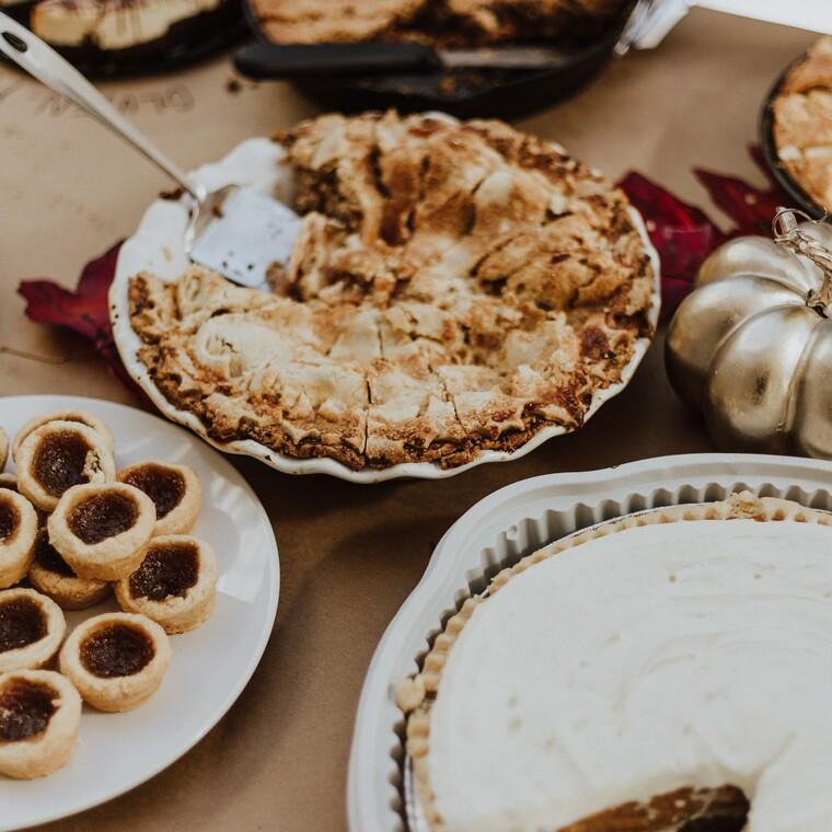 5 υγιεινές συνταγές που μπορείς ν' απολαύσεις την Ημέρα των Ευχαριστιών