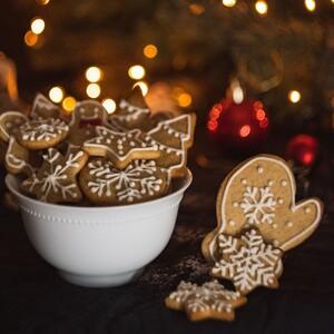 11 γρήγορες και εύκολες συνταγές για χριστουγεννιάτικα μπισκότα σκέτη μαγεία