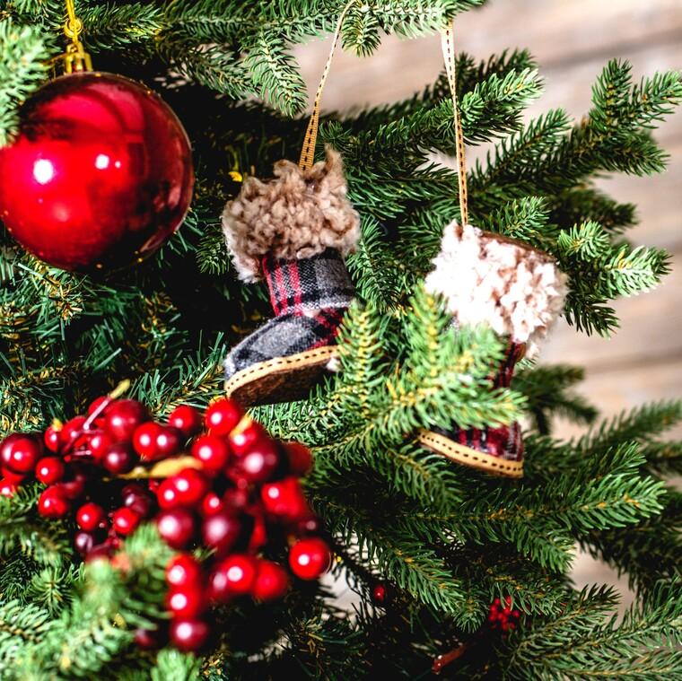 Τι θα έλεγες αν μπορούσες να αποκτήσεις ένα χριστουγεννιάτικο στολίδι που απεικονίζει τo σπίτι σου;