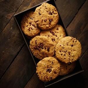 3 παραλλαγές για μπισκότα χωρίς ψήσιμο μέσα σε 3 λεπτά