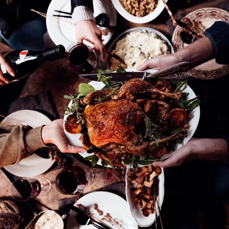Αυτά είναι τα πιο υγιεινά φαγητά των γιορτών