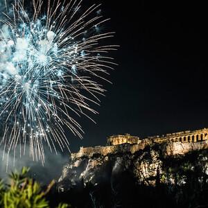 Χριστούγεννα στην Αθήνα:76 σημεία, 60 καλλιτέχνες,50 events,1 popup μουσείο,3 προβολές και πολύ φως