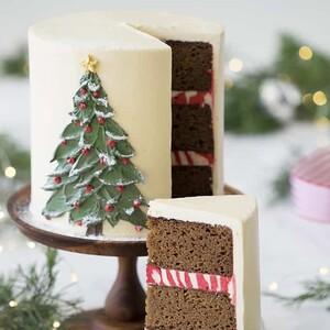 Το απόλυτο χριστουγεννιάτικο cake