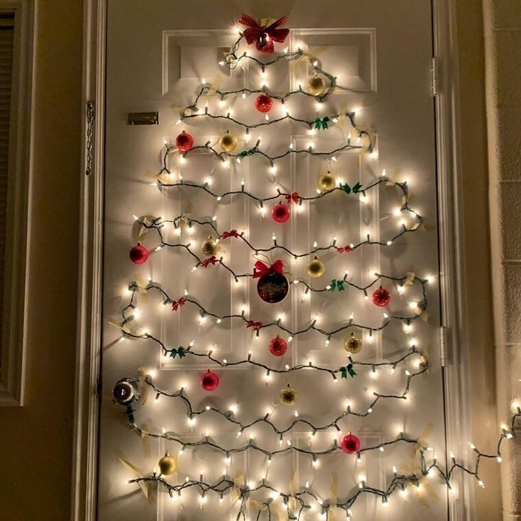 Last minute craft:15 εναλλακτικά δέντρα που θα σε κάνουν να δεις μ' άλλο μάτι τα φετινά Χριστούγεννα