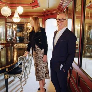 To διαμέρισμα του Tommy Hilfinger στη Νέα Υόρκη με την ανεπανάληπτη θέα είναι αυτό που ονειρευόμαστε