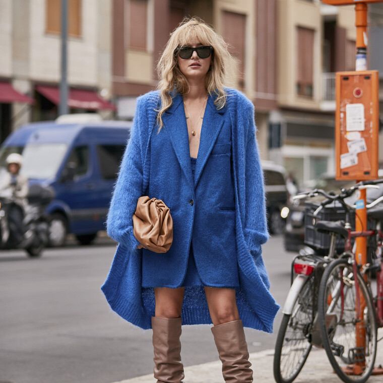 Classic blue: το χρώμα της χρονιάς ...στην γκαρνταρόμπα σου