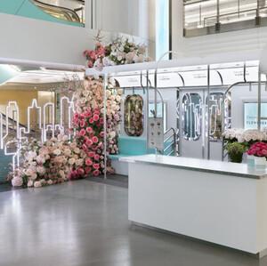 Η Tiffany & Co πρόσθεσε ένα Pop-up Flower Shop στην ναυαρχίδα της εταιρίας στο Μανχάταν