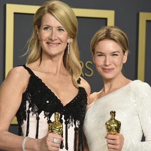 Laura Dern-Renee Zellweger: Οι δύο μεγάλες νικήτριες των βραβείων Oscars 2020 έκλεψαν τις εντυπώσεις