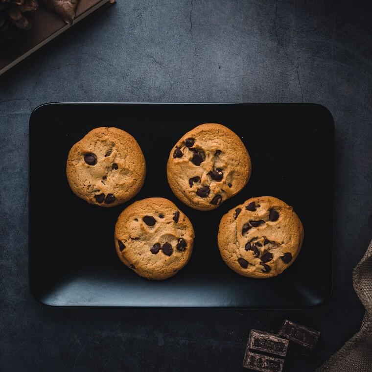 Τα πιο νόστιμα cookies με σοκολάτα που έφαγες ποτέ
