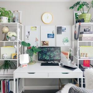 10 tips για να οργανώσεις το γραφείο σου αν δουλεύεις από το σπίτι