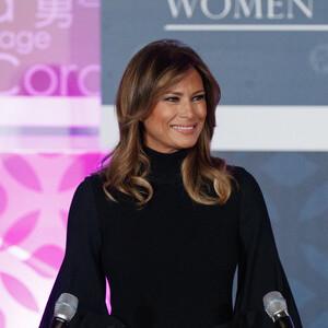Κάτι διαφορετικό ετοιμάζει η Μελάνια Τράμπ στον Λευκό Οίκο
