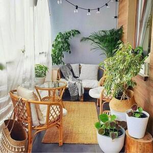 9 ιδέες για να υποδεχτείς την άνοιξη στο μπαλκόνι σου