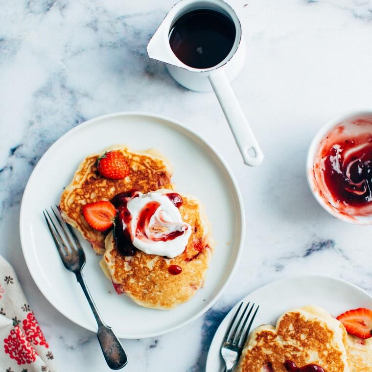 Προτάσεις για πρωινό γεύμα τώρα που μένουμε σπίτι αλλά δεν θέλουμε να παχύνουμε