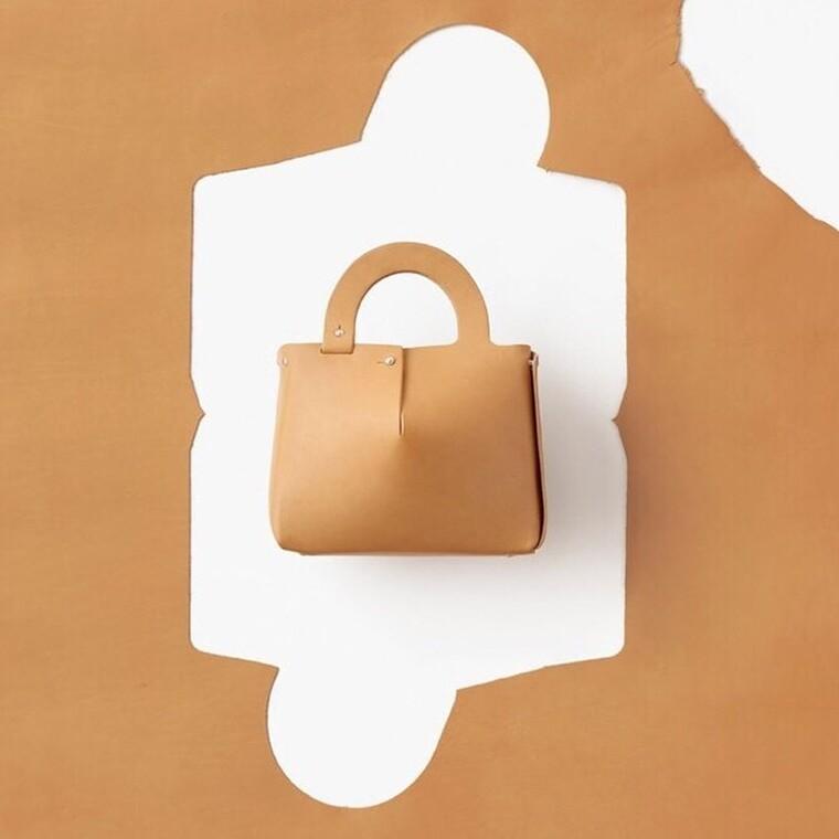 Ναι, αυτή είναι η τσάντα που μπορείς να την συναρμολογήσεις μόνη σου
