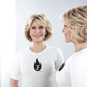 H Jane Fonda αποτελεί το νέο πρόσωπο αμερικάνικης εταιρίας καλλυντικών από κάνναβη