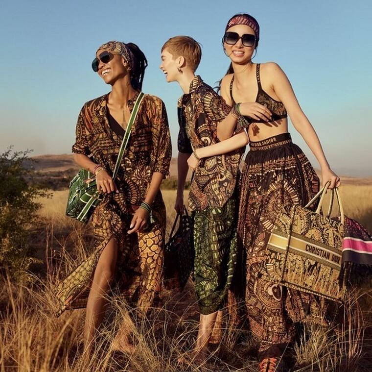 Dioriviera: Ο οίκος Dior λανσάρει τη νέα καλοκαιρινή του σειρά παρά τις ταξιδιωτικές απαγορεύσεις