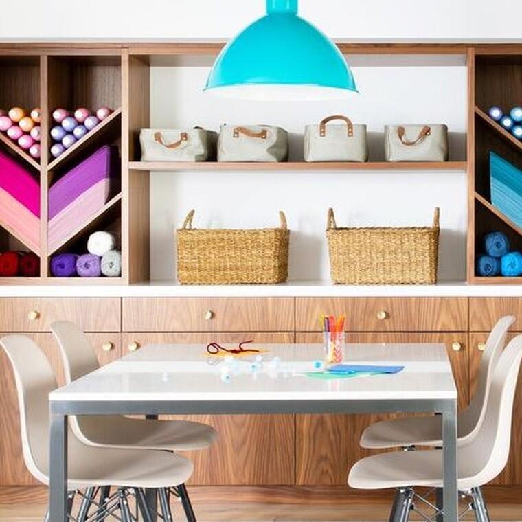 10 ιδέες που θα σε εμπνεύσουν για να φτιάξεις τον πιο δημιουργικό χώρο μέσα στο σπίτι σου