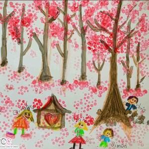 «Born Artists», μια διαδικτυακή έκθεση με έργα μικρών παιδιών στο διάστημα της καραντίνας