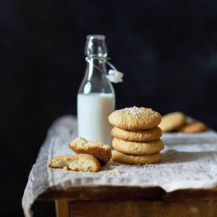 Μπισκότα καρύδας: θα γίνουν τα αγαπημένα σου