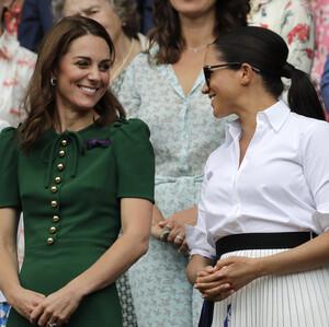 Αυτά είναι τα αγαπημένα παπούτσια της Meghan Markle και της Kate Middleton