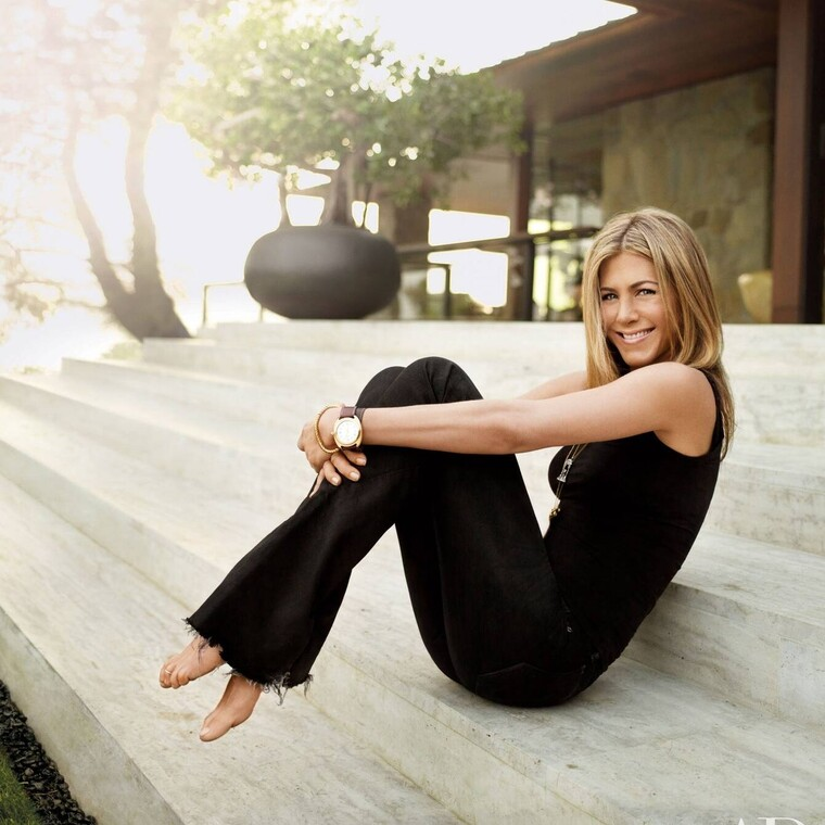 Αυτό είναι το καταφύγιο της Jennifer Aniston στο Los Angeles