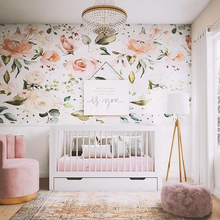 15 ιδέες για να διακοσμήσεις το πιο ονειρικό βρεφικό δωμάτιο για το μωρό σου