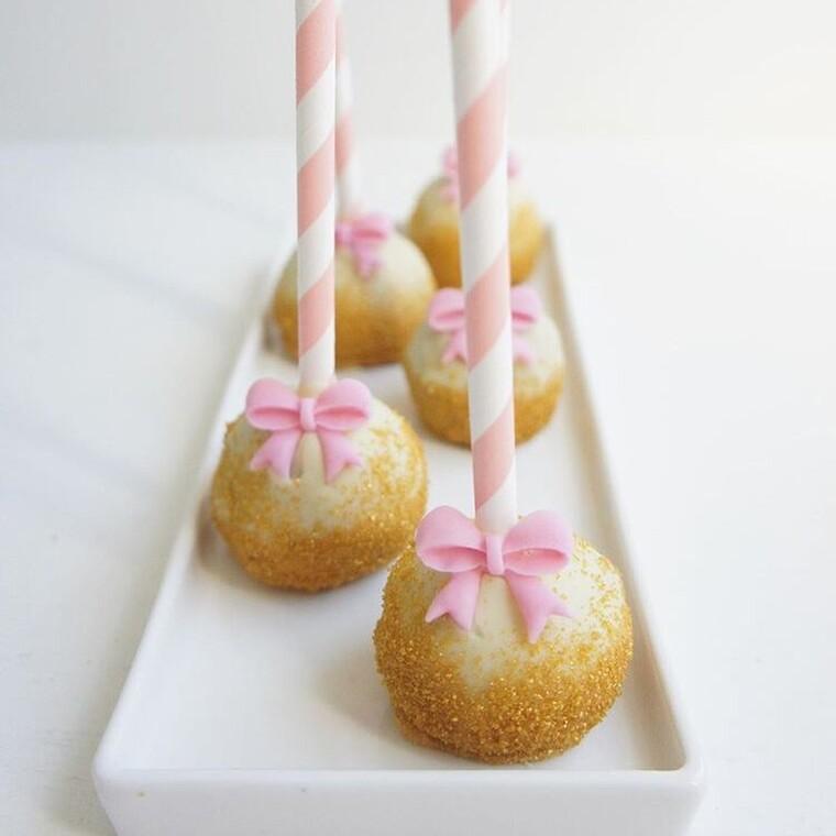 Υπέροχα cake pops