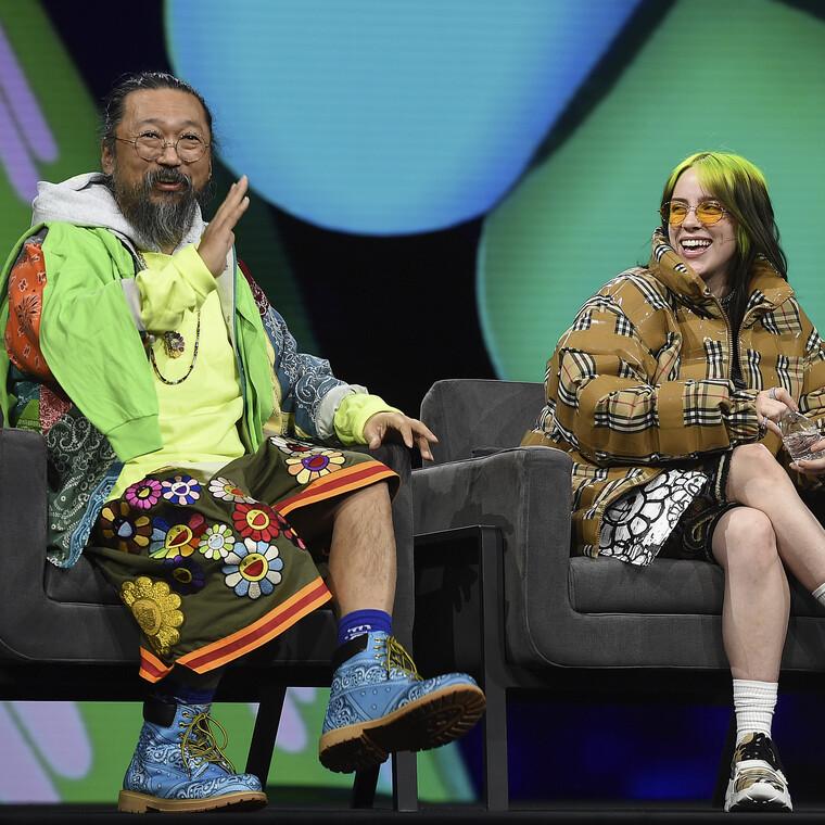 Takashi Murakami: Είναι ο πιο αγαπητός καλλιτέχνης του Hollywood