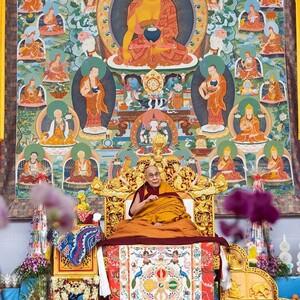 Το πρώτο μουσικό άλμπουμ του Δαλάι Λάμα