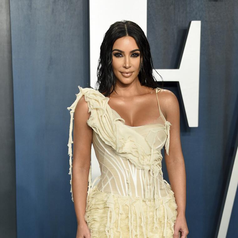 H Kim Kardashian υπέγραψε χρυσό συμβόλαιο με την Coty