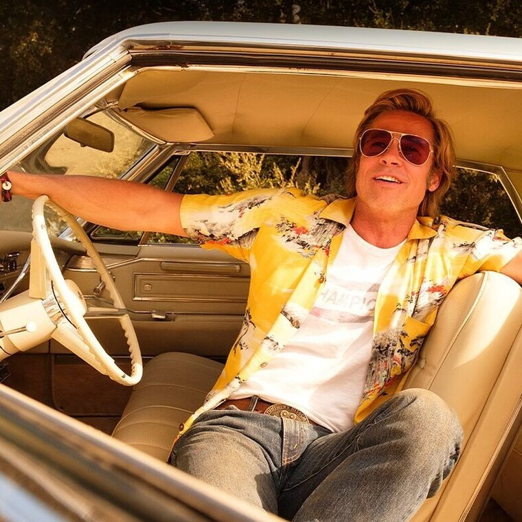 Σε δημοπρασία τ΄αυτοκίνητα του Brad Pitt και του Leonardo Di Caprio