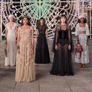Dior Cruise 2021:Ένα πολιτιστικό έργο!Κάτι παραπάνω από μια επίδειξη μόδας