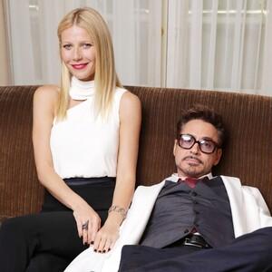 Gwyneth Paltrow και Robert Downey Jr. ξανά μαζί