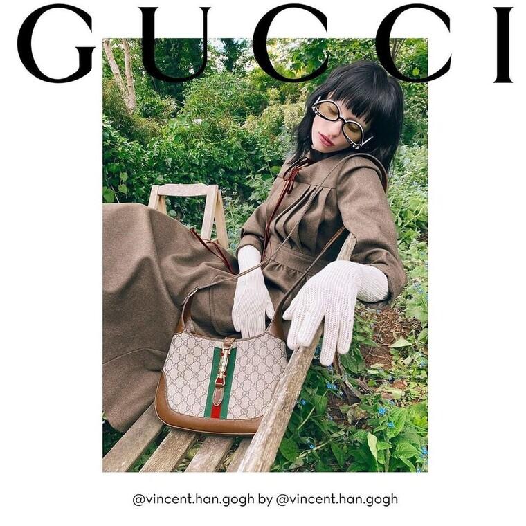 Τα μοντέλα σε ρόλο σκηνοθέτη στην νέα καμπάνια για την collection της Gucci
