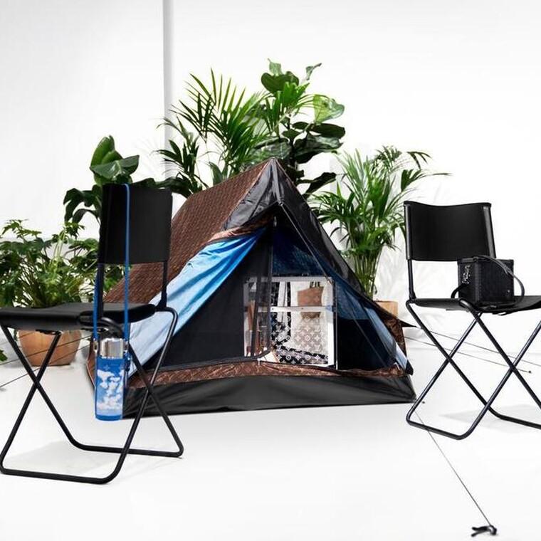 Η σκηνή της Louis Vuitton κοστίζει ίσως περισσότερο και από ένα ολόκληρο σπίτι